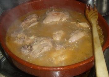 Imagen de archivo. No es el pollo de hoy.